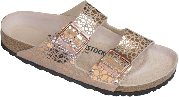 Birkenstock-arizona-washed rose